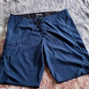 O'Neil hyperfreak blue mens shorts 32